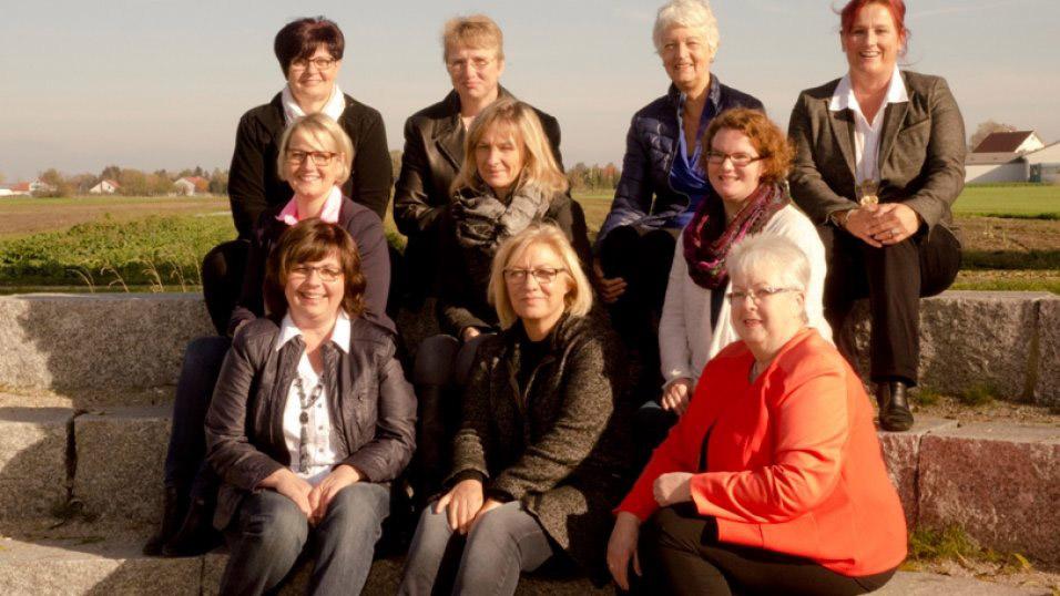 Frauen-Union-Hallbergmoos-Goldach-Vorstand