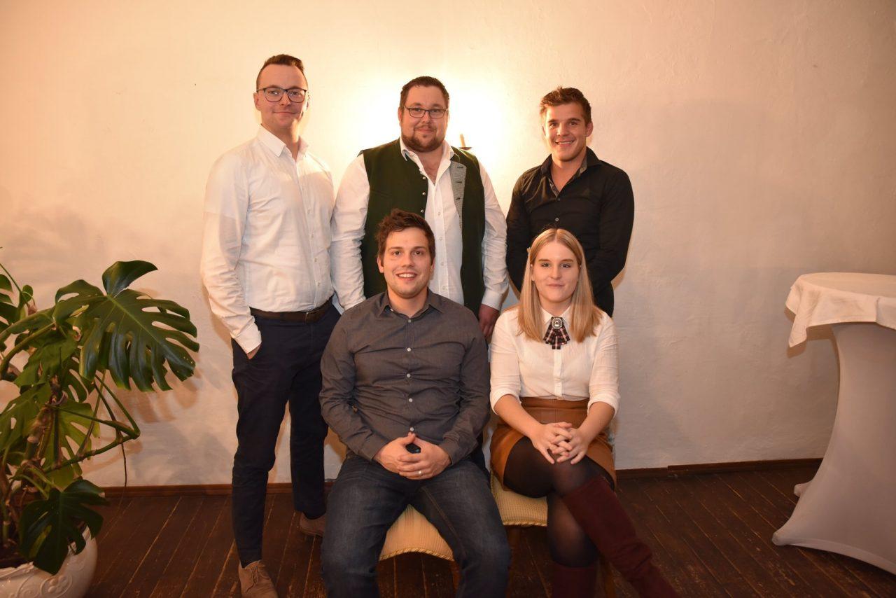 Junge-Union-Hallbergmoos-Goldach-Vorstand